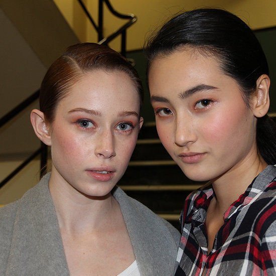 Backstage Pictures From David Jones Fashion Show 2015