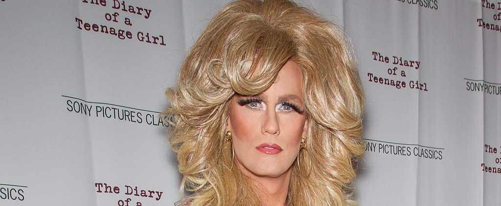Alexander Skarsgard Rocks Full Drag on the Red Carpet