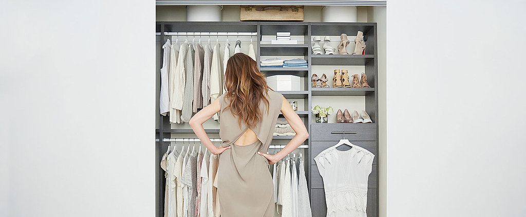 I Cleaned Out 100+ Items From My Closet by Asking This 1 Question