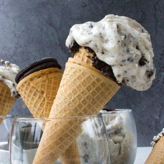 Cookies and Cream Cheesecake Custard Recipe