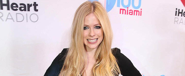 Avril Lavigne Is Joining Demi Lovato in an Animated Princess Movie
