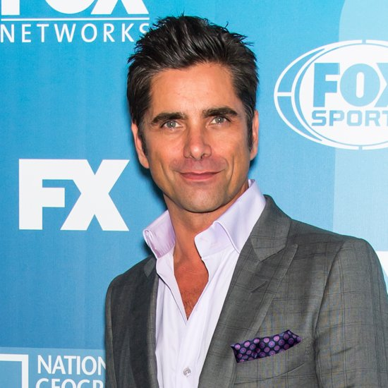 John Stamos Comment on Lifetime Movie About Full House