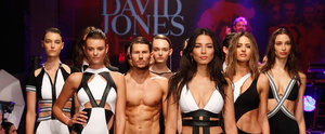 See Every Look From the David Jones 2015 Spring Summer Runway Show