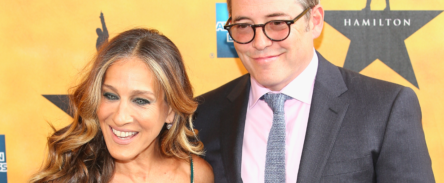 Sarah Jessica Parker and Matthew Broderick Have a Picture-Perfect Date Night on Broadway