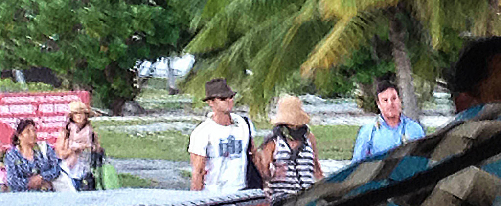 Jennifer Aniston and Justin Theroux Bring Their Famous Friends Along For Their Honeymoon