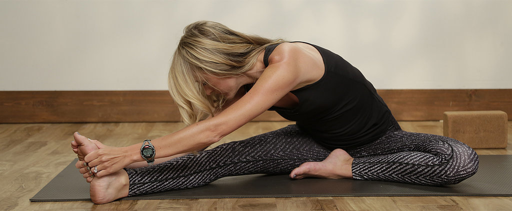 5-Minute Bedtime Yoga to Bring On the Zs