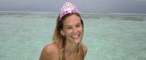 Bikini-Clad Bar Refaeli Kicks Off Her Bachelorette Party Weekend!