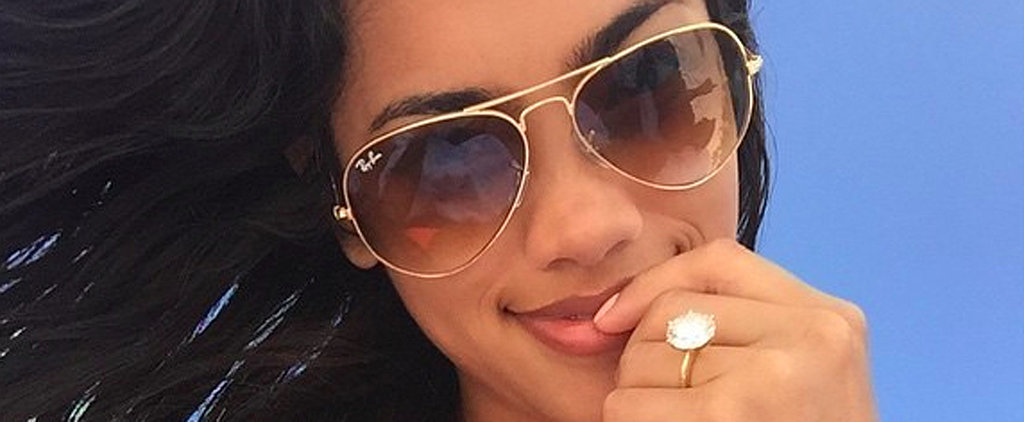You'll Want to Take a Closer Look at Rob Dyrdek's Fiancée's Massive Engagement Ring