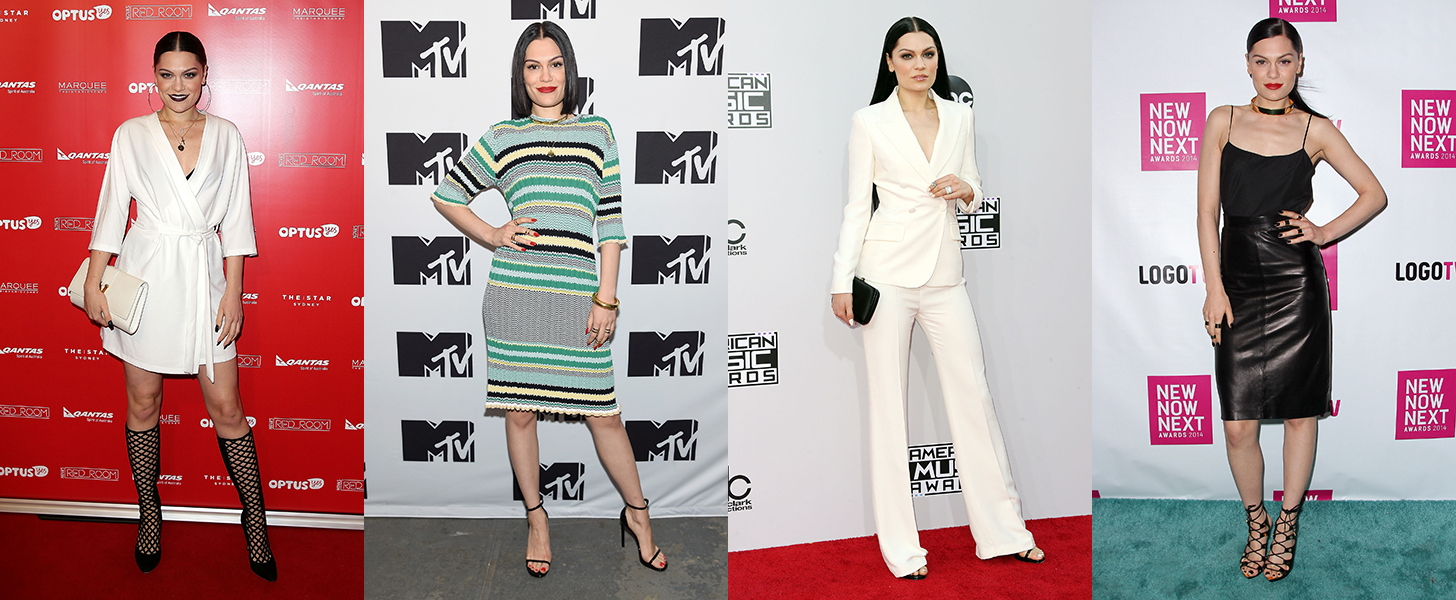 22 Outfits That Prove Jessie J Has a Seriously Fierce Wardrobe