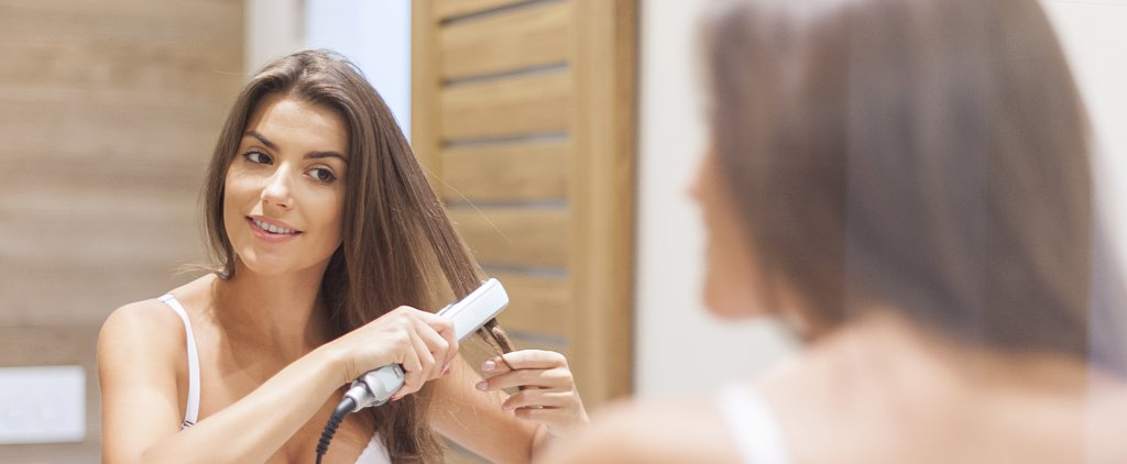 4 Major Mistakes You're Making When You Straighten Your Hair