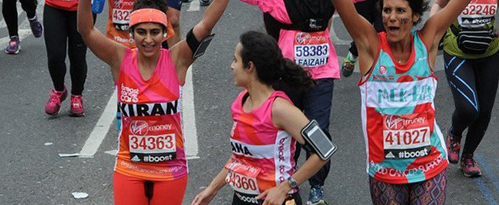 A Woman Got Her Period the Night Before a Marathon and Decided to Bleed Freely