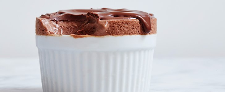 This Frozen Chocolate Soufflé Is Guaranteed Not to Fall