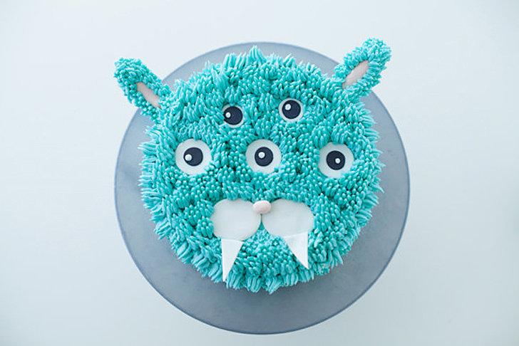 Mutant Bunny Cake
