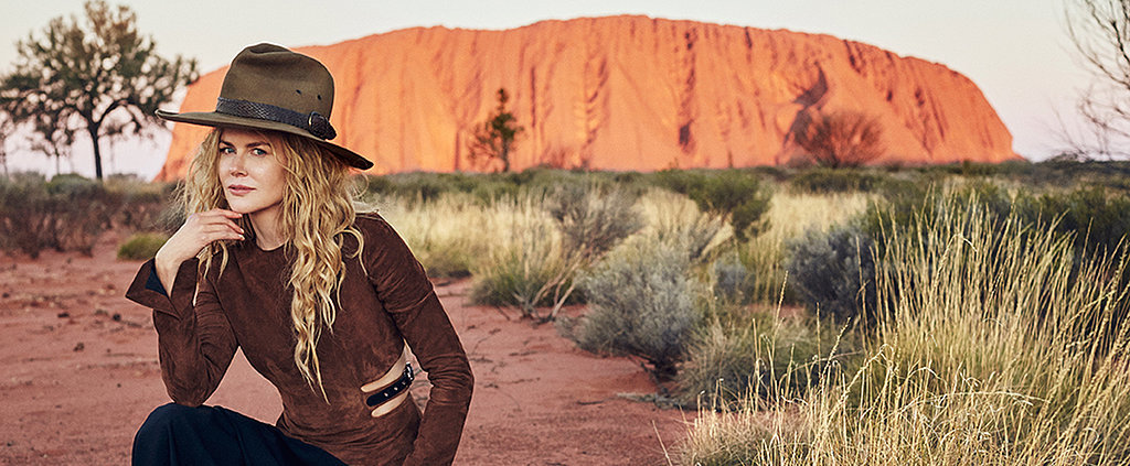 Nicole Kidman's Vogue Shoot Just Put Uluru at the Top of Our Bucket List