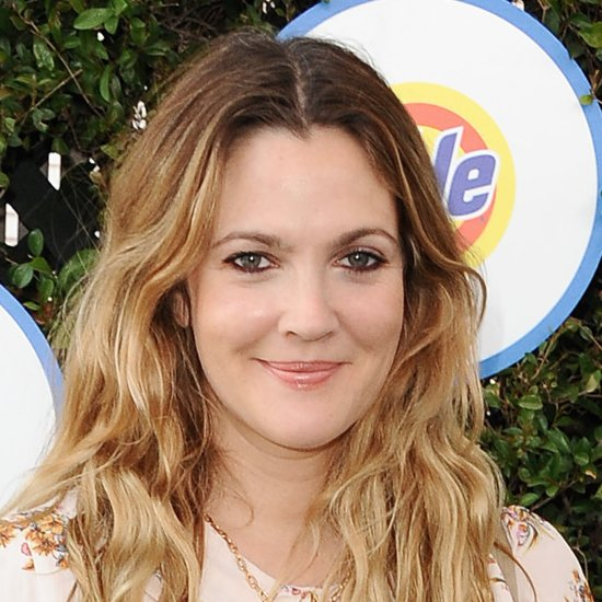 Drew Barrymore's Beauty Tips For Eyeglasses