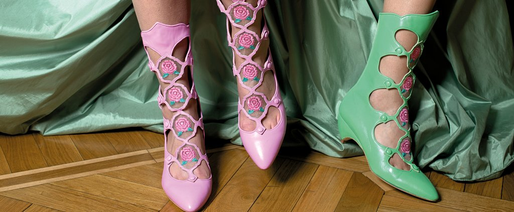 You're Going to Fall Hard For This Princess-Inspired Shoe Line