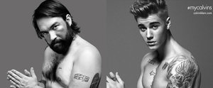 These Dudes Stripped Down to Their Boxers to Re-Create Iconic Calvin Klein Ads