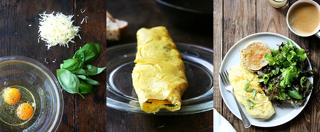 Upgrade Your Breakfast With This Easy 2-Egg Omelet