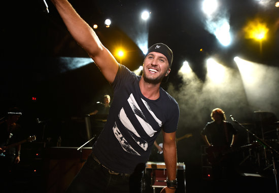 12 GIFs That Prove Luke Bryan Is Country's Sexiest Man