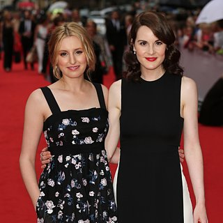 Downton Abbey Stars Celebrate With BAFTA
