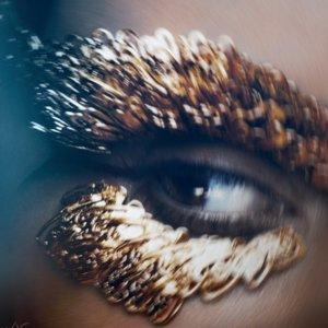 Kim Kardashian Cleopatra Violet Grey Shoot