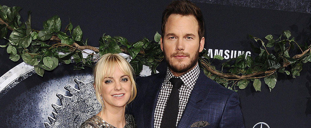 "Anna Faris Gives a Refreshingly Honest Response to the ""Devastating"" Chris Pratt Cheating Rumours"