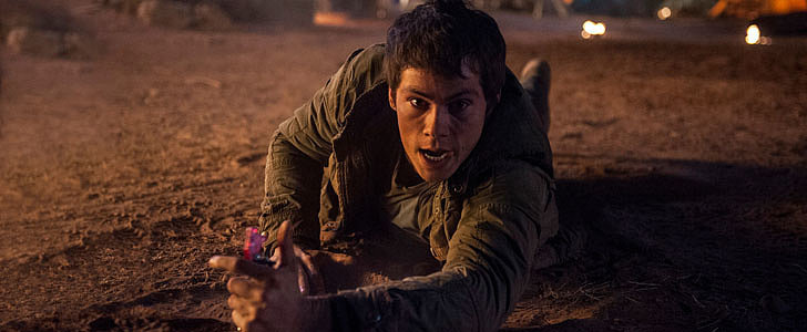 Dylan O'Brien on the Maze Runner Sequel's Scandalous Romance (a Love Triangle!)