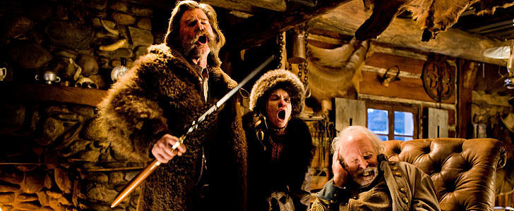 The Hateful Eight Trailer: Quentin Tarantino and His All-Star Cast Head West