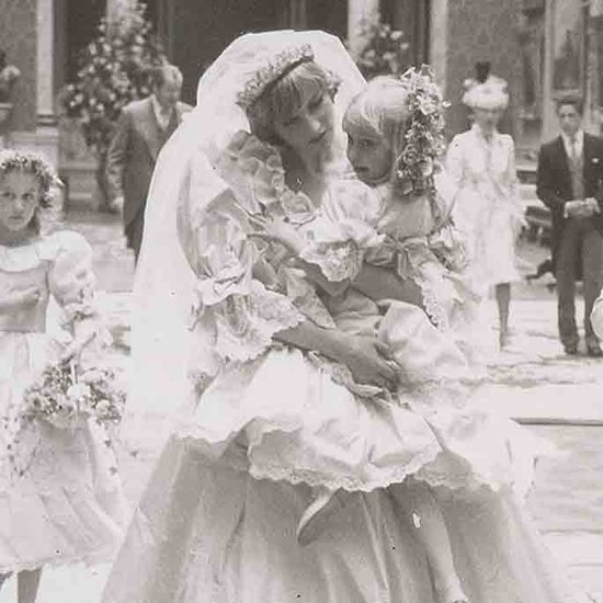 Take a Closer Look at Candid Moments From Princess Diana's Wedding Day