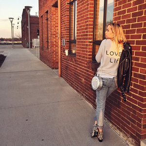 Brandi Cyrus Instagram and Fashion Blog