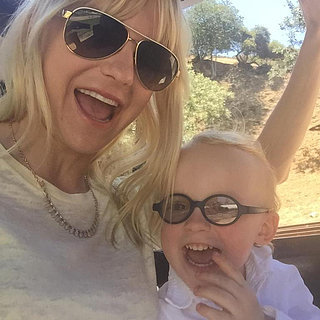 Chris Pratt and Anna Faris Instagram and Twitter Pictures