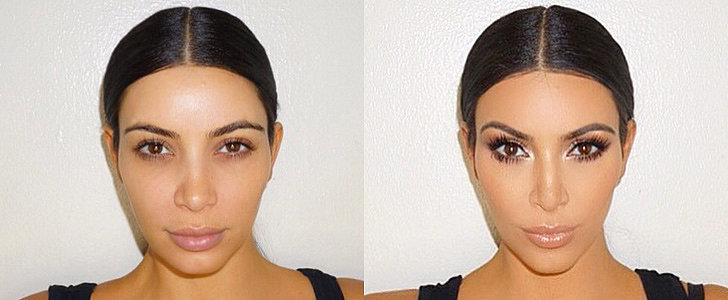 This Is All the Makeup You Need to Look Like Kim Kardashian