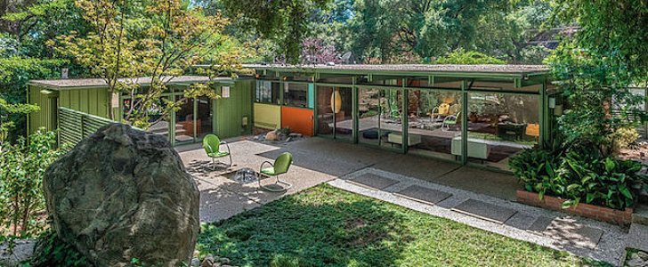 This Midcentury Gem Is For Sale!