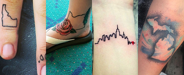 50 States of Tattoos: Ink Ideas From Every Corner of America