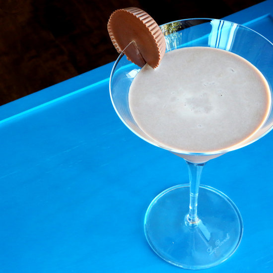 Reese's Peanut Butter Cup Cocktail