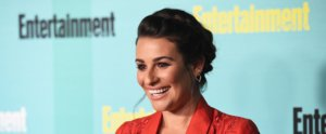 The Best Compliment You Can Give, According to Lea Michele