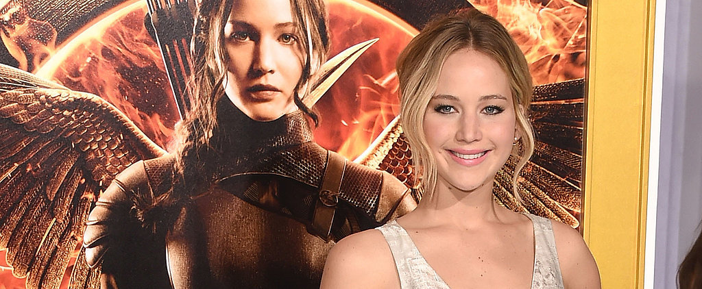How Jennifer Lawrence Stays Strong, Balanced and Beautiful
