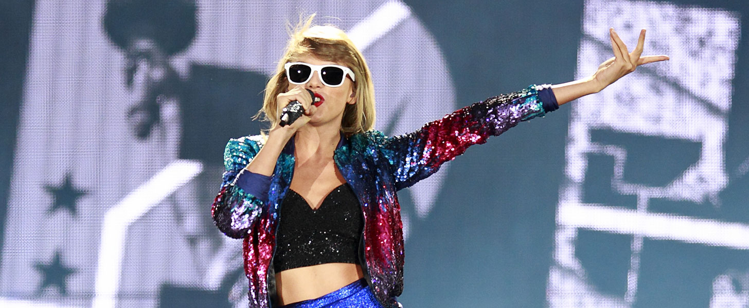 Taylor Swift Dedicates a Song to Her Godson, Jaime King's Son, During Her Concert