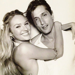 Candice Swanepoel Engagement Ring