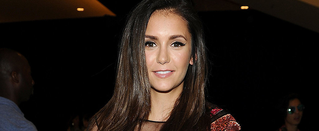 Inside Nina Dobrev's Fun- (and Fang-) Filled Night at Teen Choice