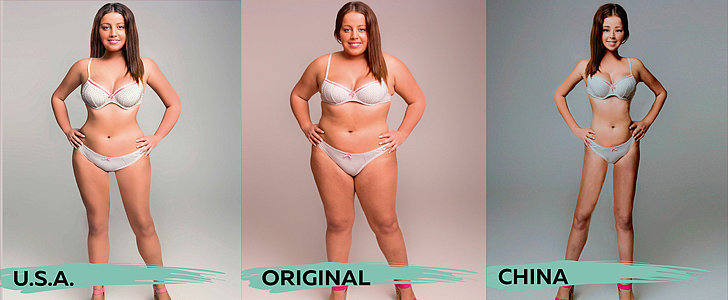 POPSUGAR Shout Out: the Unrealistic Side of Global Body Standards