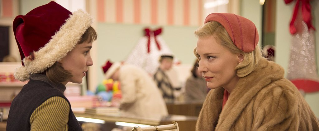 Cate Blanchett and Rooney Mara Fall Hard For Each Other in the Carol Trailer