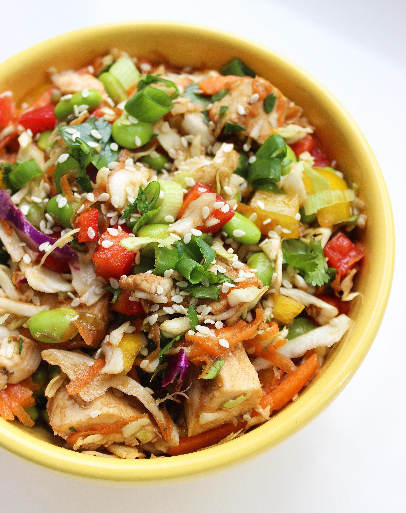 Fast Food Healthy Salas