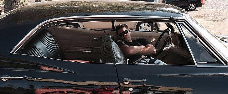 Jensen Ackles Just Let You Onto the Supernatural Set
