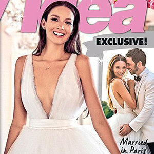 Ricki-Lee Coulter Marries Richard Harrison in Paris Pictures