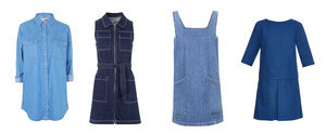14 Denim Frocks That Will Spin You Into Spring