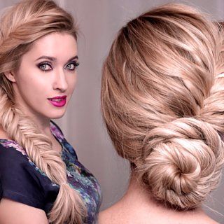 Master 3 Elsa-Inspired Plaits in Just 6 Minutes