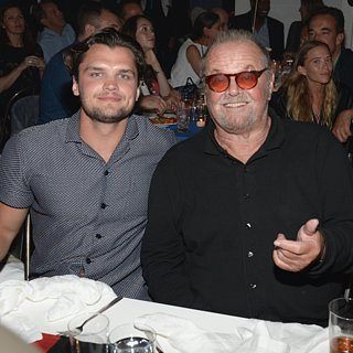 Jack Nicholson's Son Looks Just Like Him (and Leonardo DiCaprio)
