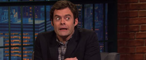 Bill Hader Got Stoned in Amsterdam With the Trainwreck Cast and Lost Vanessa Bayer