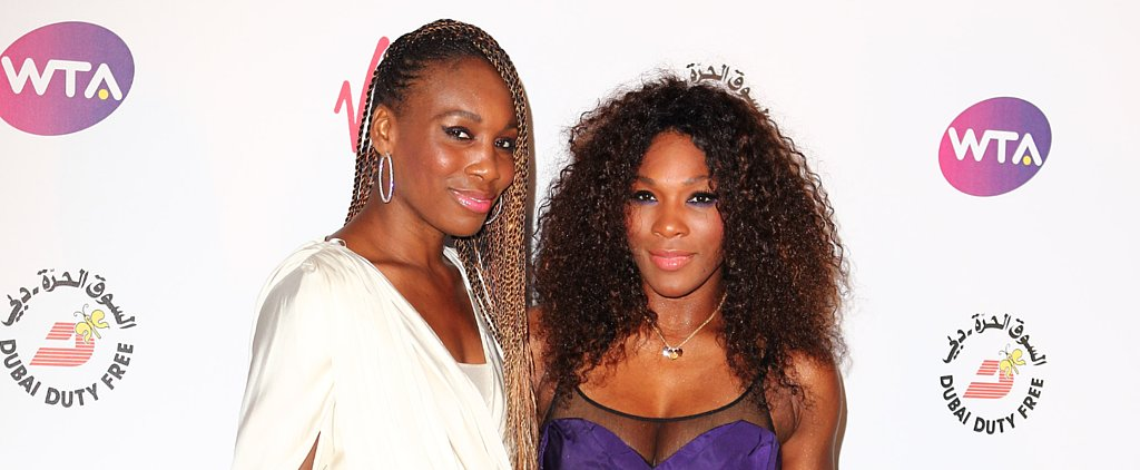 Venus and Serena Williams Look Stylish On and Off the Tennis Court
